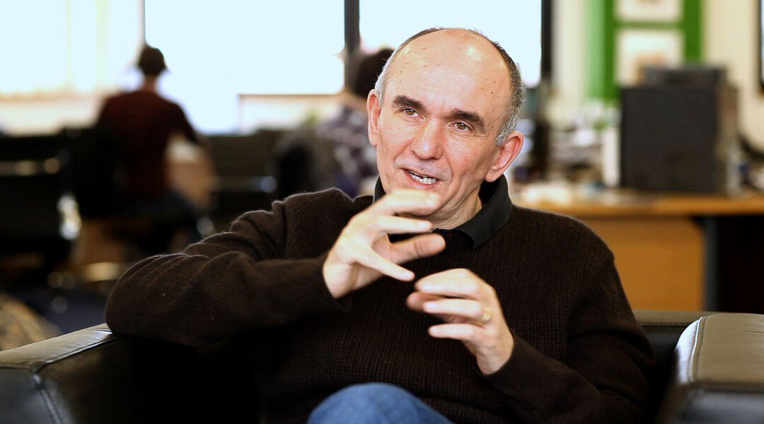 Innovators in Gaming: Peter Molyneux